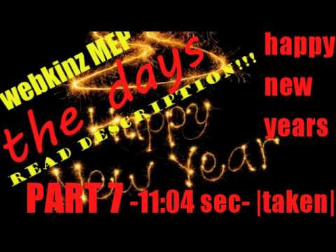 The Days|| webkinz MEP |CLOSED| for New Years!!!!