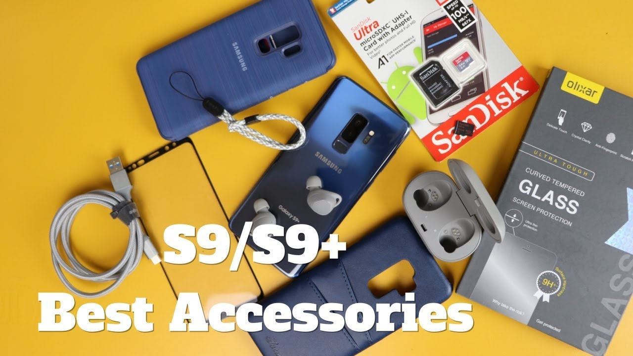 fa76794969c I Love All of These Samsung S9 and S9 Plus Accessories