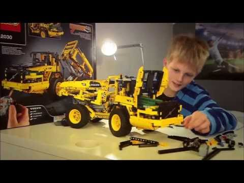 Volvo Construction Equipment And Lego, Making Dreams Reality
