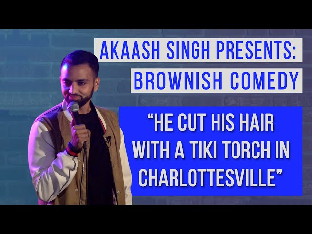 Brown girl dates WHITEST GUY EVER | Akaash Singh Presents: Brownish Comedy