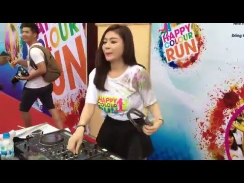Lễ Hội Sắc Màu Hải Phòng - Faded DJ Mai Thỏ (15/5/2016)