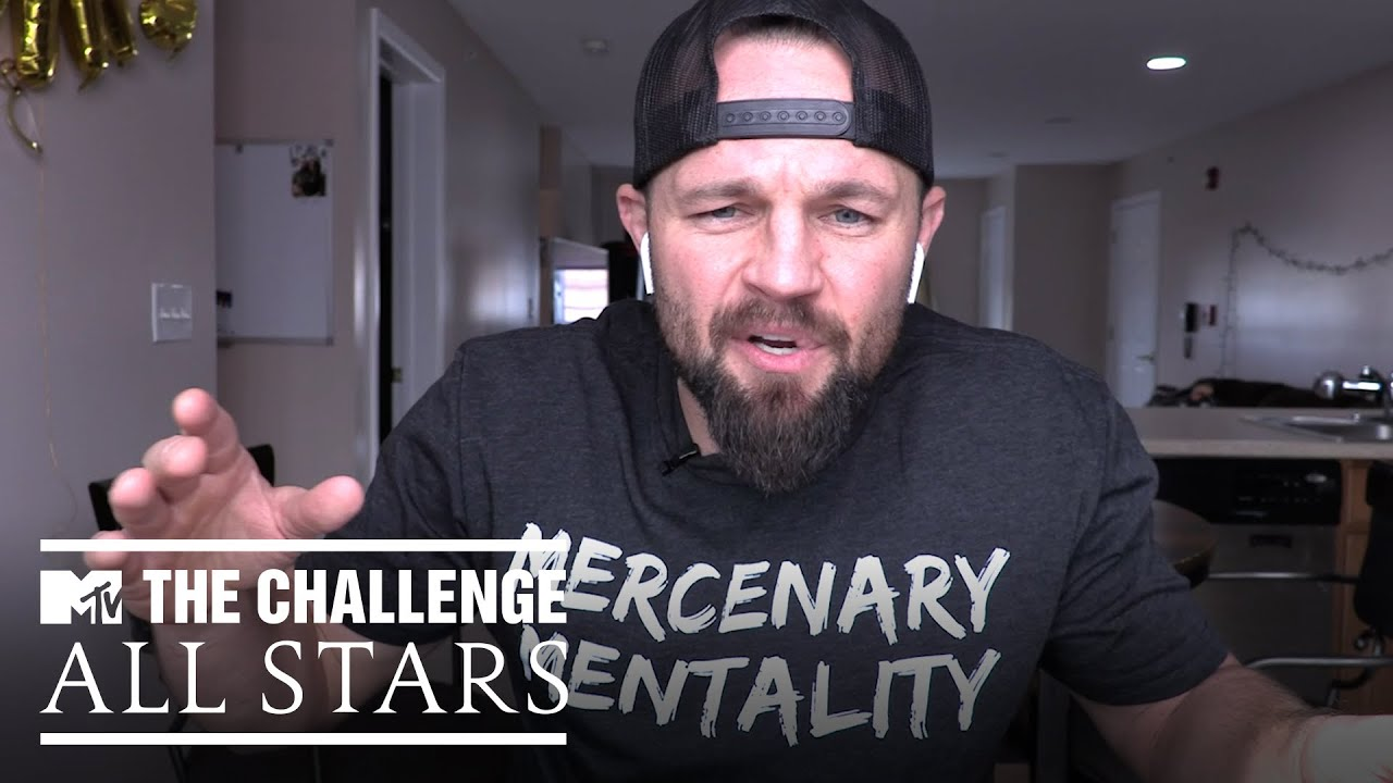 Derrick Speaks on His Strange Rivalry w/ Nehemiah 👀 The Challenge: All Stars