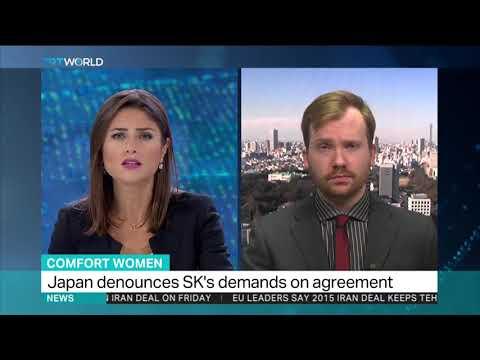 S Korea won't seek to renegotiate 'comfort women' deal with Japan