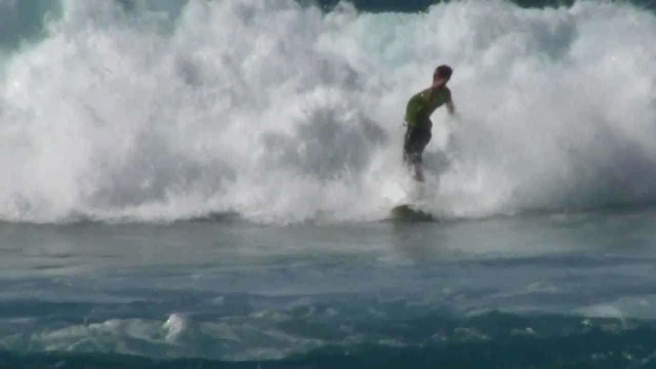 North Shore Big Waves: Surfing Oahu's Famous Beaches ...