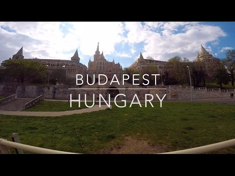 Budapest | Pearl of the Danube | TOP Places to see