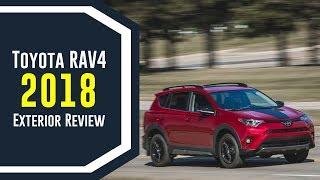 2018 Toyota RAV4 Exterior Review