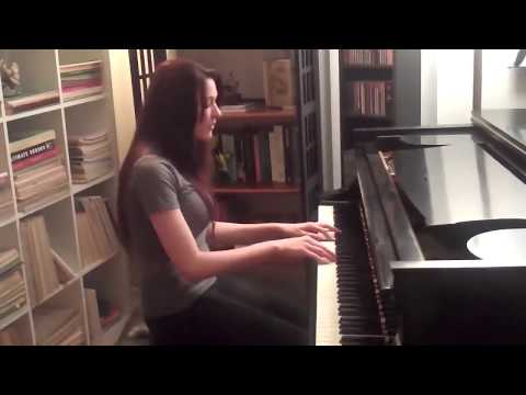 Fade to Black - Metallica Piano Cover by Nomi Abadi (with ending solo)