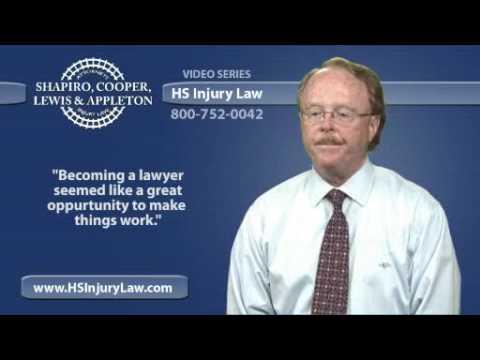 Virginia Beach Injury Attorney Jim Lewis Explains Why He Bec