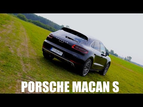 (PL) Porsche Macan S - test i jazda próbna