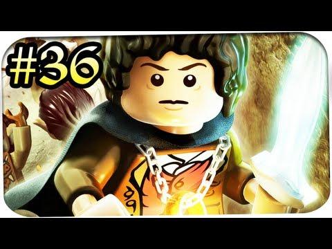 Let's Play Together Der Herr der Ringe LEGO #36 - Unsichere Unsichtbarkeit | DEBITOR