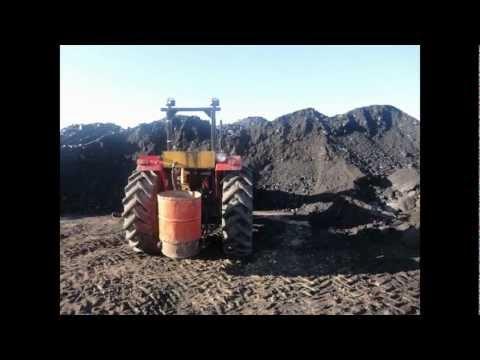 Gilsonite Mining to loading it onto trucks in 1 MT Jumbo Bags