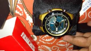 Unboxing | Skmei 1016-Gold Sports | Hindi