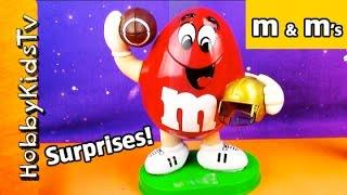 Surprise Large M+M