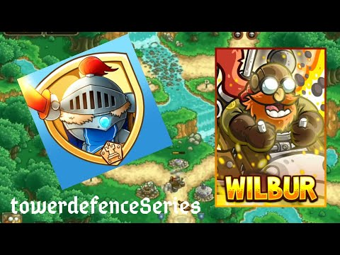 Heroic Mode Map 3 Kingdom Rush Origins TD - TowerDefenceSeries |