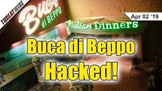 2 Million+ Credit Cards Stolen, Buca di Beppo Hacked - ThreatWire