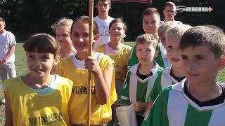 На стадіоні центрального парку ім. Т. Шевченка пройшов олімпійський урок для чернівецьких школярів