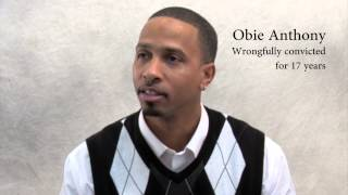 "Criminal Law and Advocacy Video: ""The Story of Obie Anthony"" by Jeremy Bradford '14"