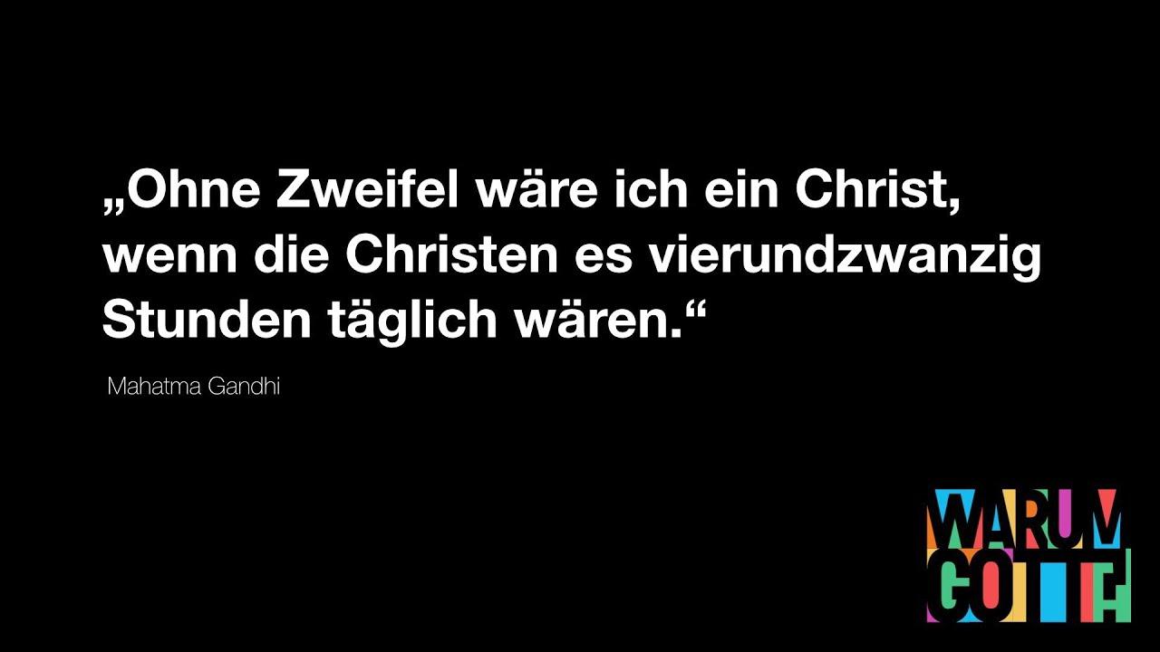 Ich bin enttäuscht von Christen und der Kirche! Serie