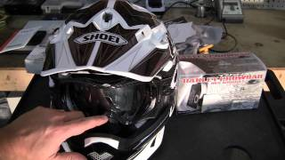 Oakley Crowbar MX Goggle Review and Helmet Fitment