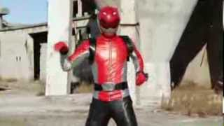 Super Sentai Red Warriors 1975 - 2014