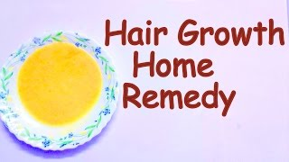 Hair Growth Home Remedy Thumbnail