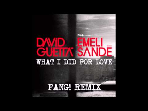 Download David Guetta feat. Emeli Sande - What I Did For Love (PANG! Remix)