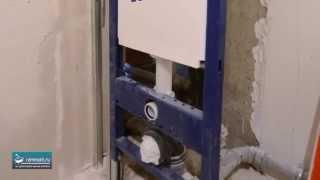 Видео, ремонт в ванной комнате с перепланировкой(Совместить ванную и туалет, сделать общий большой санузел., 2014-12-29T19:28:32.000Z)