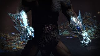 Path of Exile - Arctic Gloves