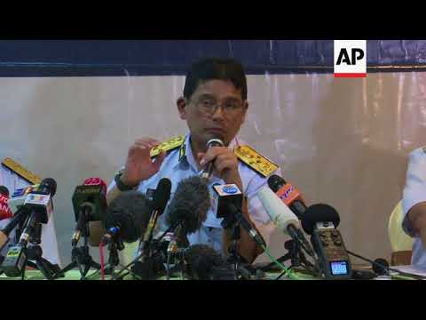 Malaysia maritime chief on missing, injured after US navy ship collides with tanker