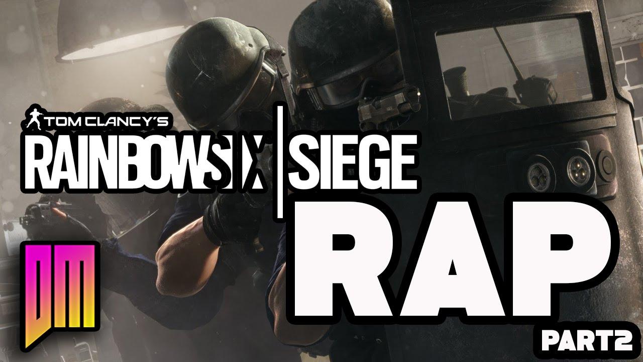 Rainbow Six Siege |Rap Song Anthem| DEFMATCH \