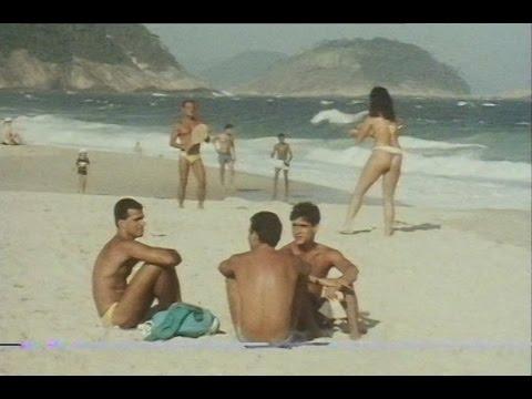 Rio Beaches  Rio de Janeiro   Brazil  1985