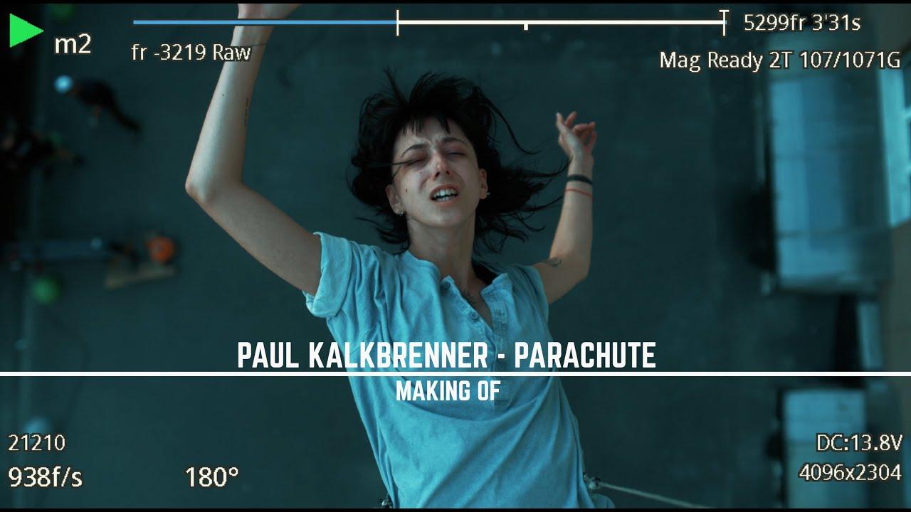 Paul Kalkbrenner - Parachute (Making Of)