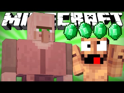 Thumbnail: Minecraft - KILLER VILLAGERS?!