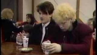 Adam Clayton & Bono Interview 80's