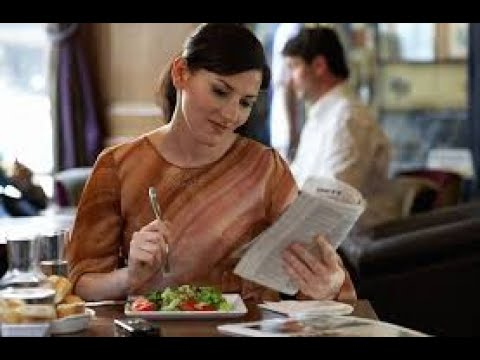 Почему нельзя читать (смотреть телевизор и гаджеты) во время еды?