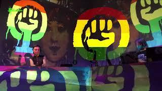 Electric Indigo \u0026 VJ TPS Nostromo | Marry Klein Festival 2021 | Club Night | Day 12