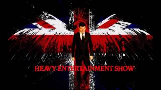 Heavy Entertainment Show - robbie williams Cover