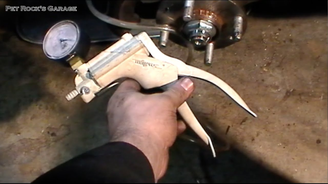How To Quickly Flush Bleed Brakes By Yourself Youtube 2003 Saturn Ion Power Steering