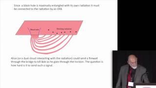 Leonard Susskind: 2014 Breakthrough Prize in Fundamental Physics Symposium