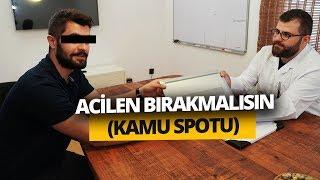 BU BİLGİSAYARI ACİLEN BIRAKMALISIN - SDN Kamu Spotu