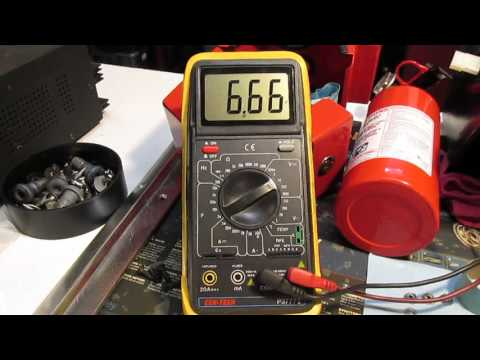 How to repair a Voltmeter on a C3 Corvette Instrument Cluster
