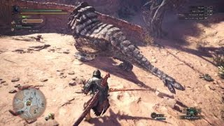 Monster Hunter: World Long Sword