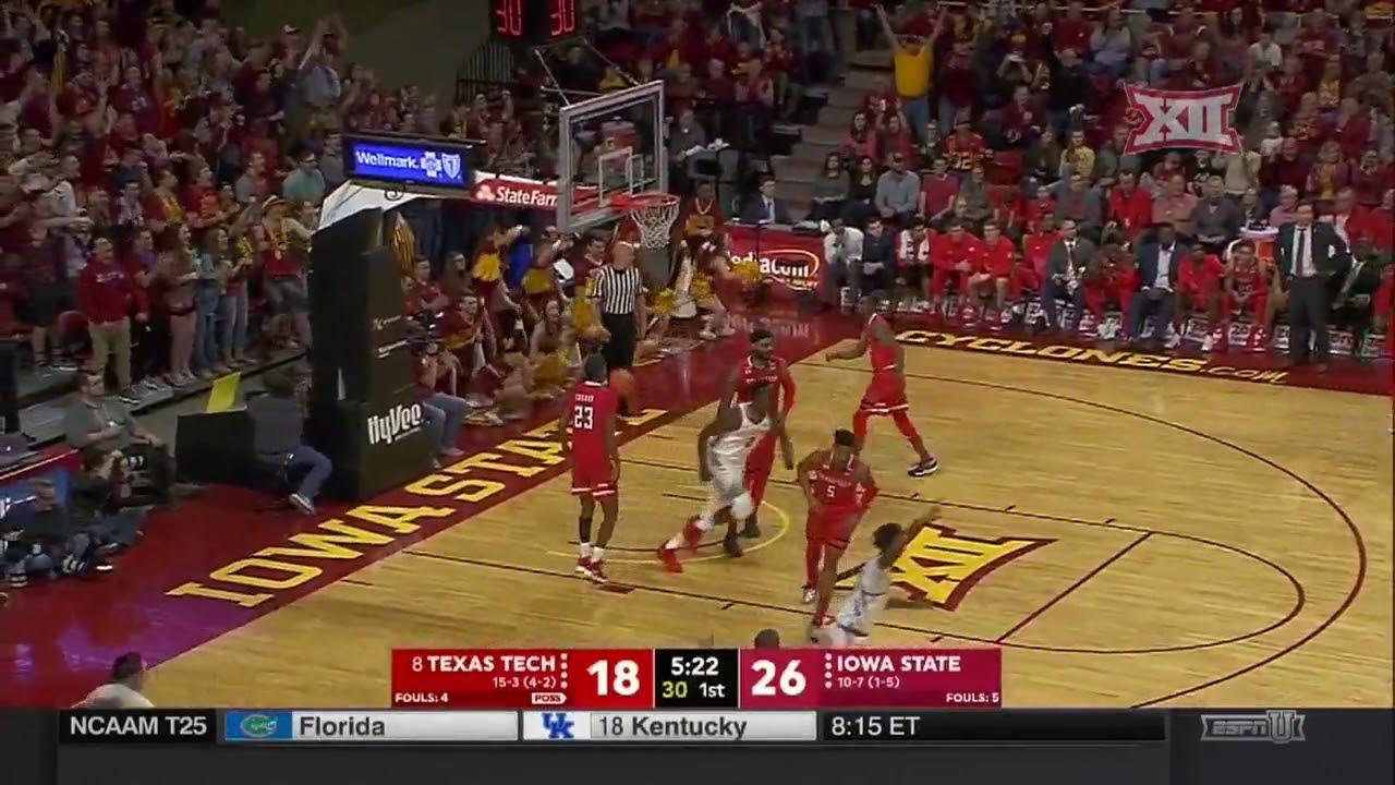 texas-tech-vs-iowa-state-men-s-basketball-highlights