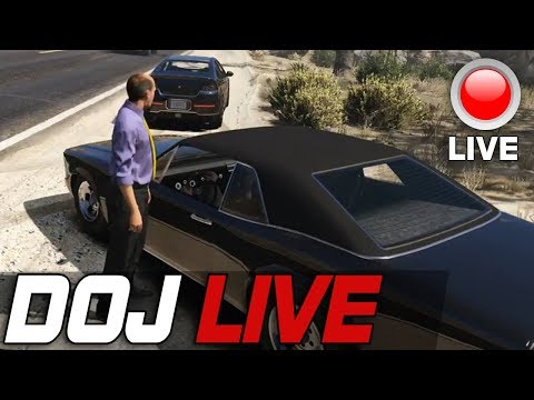 Dept. of Justice Cops Role Play Live! - Sketchy Undercover Work