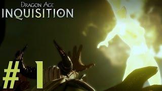 DÉMON VŠADE KAM POZRIEŠ - Dragon Age Inquisition / CZ/SK Let's Play / časť 1