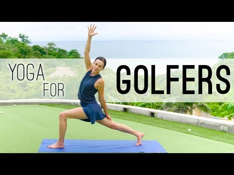 Yoga for Golfers - Yoga Claas With Adriene
