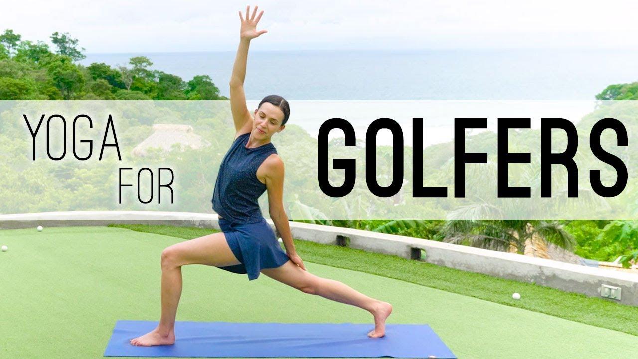 Yoga For Golfers Yoga With Adriene Youtube