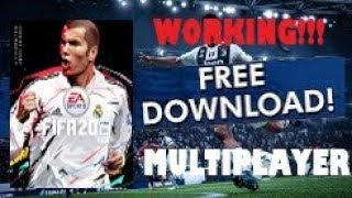 Download FIFA 20 PC + Full Game Crack for Free [Multiplayer]