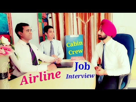 Cabin Crew Open Day Interview : Airline Interview
