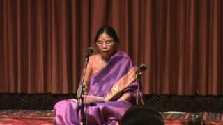 Chudaramma Satulala - Annamacharya Kirtana by KamalaKumari Nagisetty